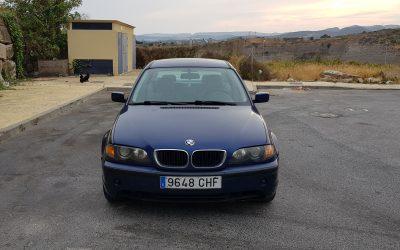 BMW – 320D AUTOMATICO DIESEL 150CV